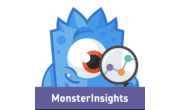 MonsterInsights Coupon screenshot