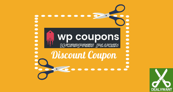 WP Coupons plugin discount