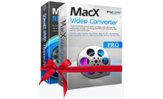 58% OFF MacX DVD Video Converter Pro Pack (2-in-1)