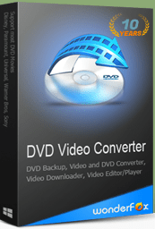 60% OFF WonderFox DVD Video Converter Family License  (Mother's Day Special Offer)