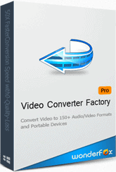 40% OFF – WonderFox Video Converter Factory Pro Discount
