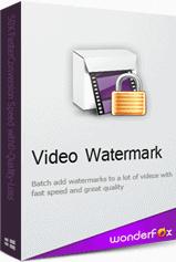 50% OFF WonderFox Video Watermark Discount