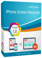 30% OFF – AceThinker iPhone Screen Recorder Coupon for Personal 1 Yr license