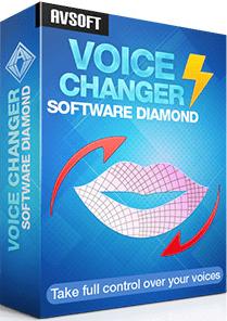 20% OFF – AV Voice Changer Software Diamond Coupon Code(Version 9.5)