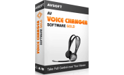40% OFF – AV Voice Changer Software Gold Discount Coupon (7.0)