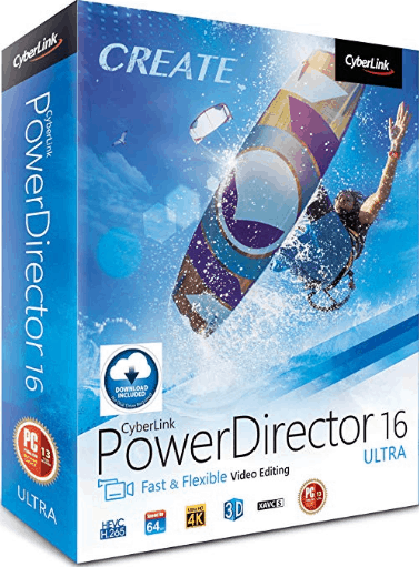 30% + Extra 10% OFF – Cyberlink PowerDirector 16 Ultra Promo (Create & Play Sales Event)
