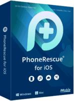 20% OFF – iMobie PhoneRescue Discount (iOS / Family License)