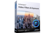 50% OFF – Ashampoo Video Filters and Exposure discount