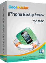 30% OFF – Coolmuster iPhone Backup Extractor for Mac Promotion