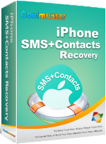 30% OFF – Coolmuster iPhone SMS + Contacts Recovery Promo