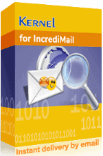 30% OFF – Kernel Recovery for IncrediMail Coupon (Technician License)