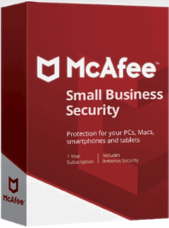 $5 OFF – McAfee Small Business Security Offer