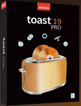 $40 + Extra 10%  OFF – Roxio Toast 19 Pro Offer