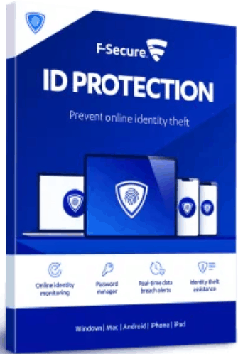41% OFF – F-Secure ID Protection Discount (5 devices)