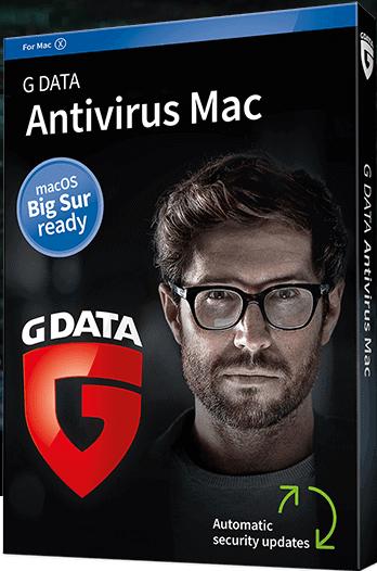27% OFF – G DATA Antivirus Mac Offer