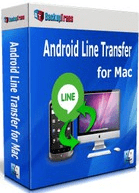 15% OFF – BackupTrans Android Line Transfer for Mac Promotion (Business Edition)