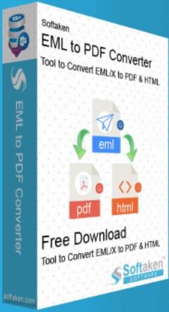 10% OFF – Softaken EML to PDF Converter Promotion Code (Business License)