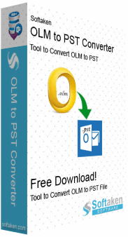 10% OFF – Softaken OLM to PST Converter for Windows Discount Coupon (Business License)