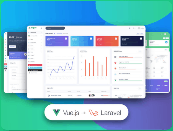 30% OFF – Creative-Tim Vue Argon Dashboard PRO Laravel Promotion Code