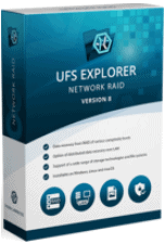 15% OFF – UFS Explorer Network RAID for Windows Offer (Corporate License – 1 year of updates)
