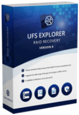 15% OFF – UFS Explorer RAID Recovery for Windows Discount (Corporate License – 1 year of updates)