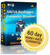 25% OFF – AthTek Windows Keylogger Deal (Parental Control Application)