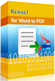 30% OFF – Kernel for Word to PDF Coupon Code (Two Users License)
